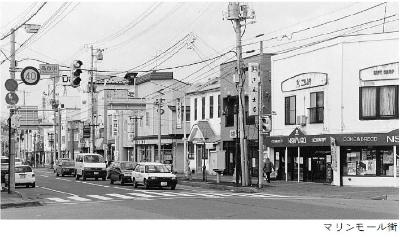 岩内町の20世紀写真集より~マリンモール街 | いっぱちの社長の ...
